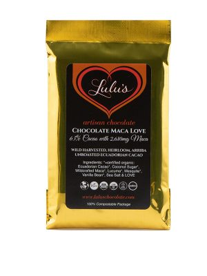 Chocolate Maca Love