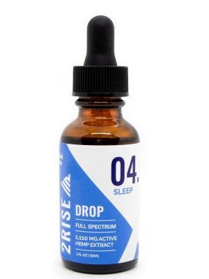 Full Spectrum CBD + CBN for Sleep