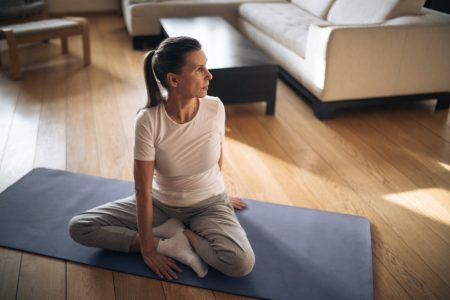 Read more about the article Yoga & Joint Care + CBD Anti-inflammatory Effects