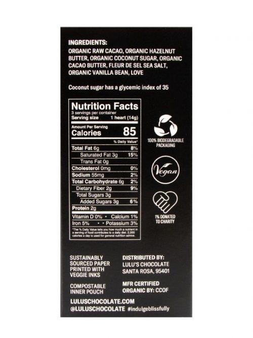 Love Truffles Maca Buttercups - Organic Vegan Dark Chocolate Truffles