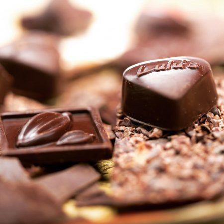 Lulu's Chocolate Truffles